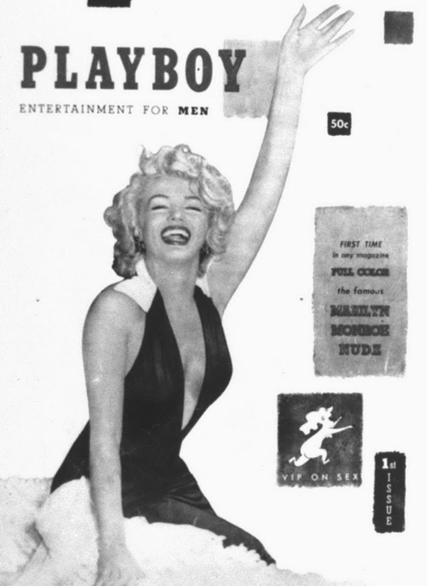 marilyn-monroe-cover-playboy-1953