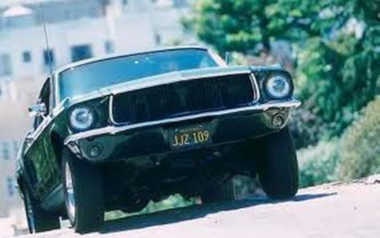 Motors Mustang Fastback